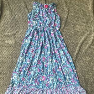 Beautiful Lilly Pulitzer for target maxi dress